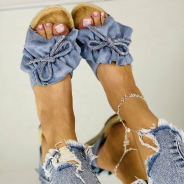 Papuci Pami Albastri