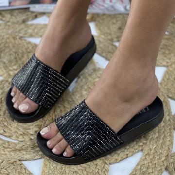 Papuci Sera Negre