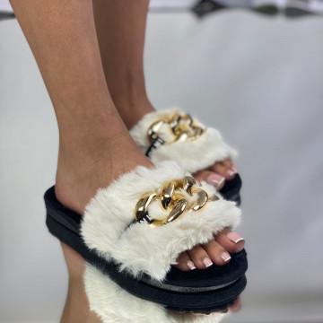 Papuci Sheila Albi