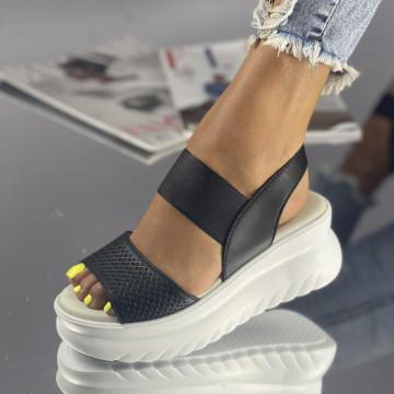 Sandale Coresa Negre