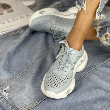 Pantofi Casual Belancia Albastrii