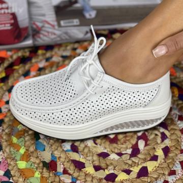 Pantofi Casual Helda Albi