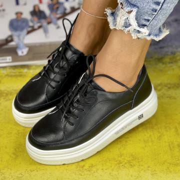 Pantofi Casual Misa Negri