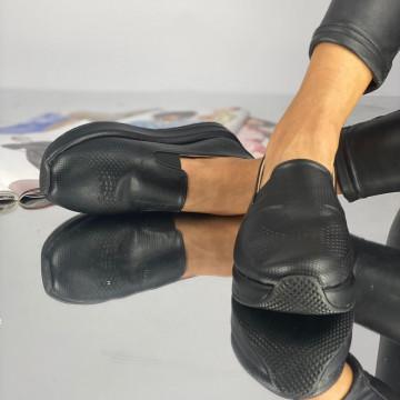 Pantofi Dama Casual Tatos Negri