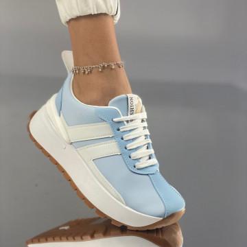 Pantofi Sport Megas Albastri