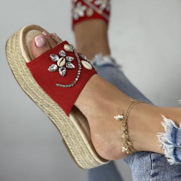 Papuci Sidera Rosii