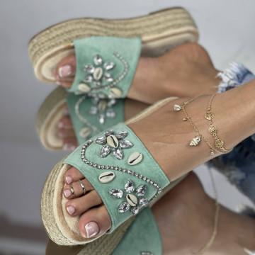 Papuci Sidera Verzi