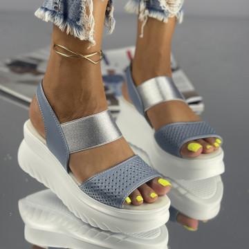 Sandale Coresa Albastre