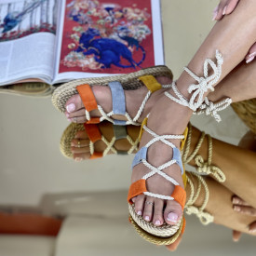 Sandale Kiros Multicolor