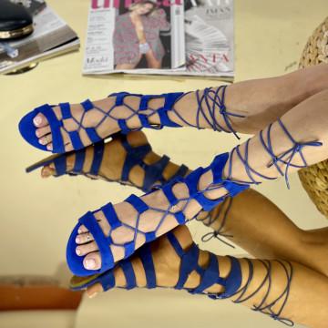 Sandale Sanara Albastre