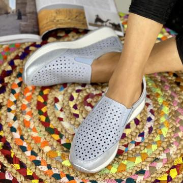 Pantofi Casual Zori Albastri
