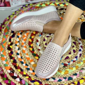 Pantofi Casual Zori Roz