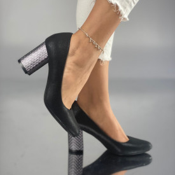 Pantofi cu toc Simoneta Negri