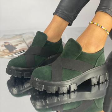 Pantofi Dama Casual Iana Verzi