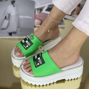 Papuci Merva Verzi
