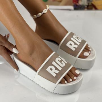 Papuci Rich Albi