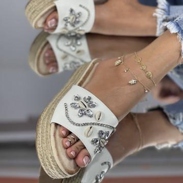 Papuci Sidera Albi
