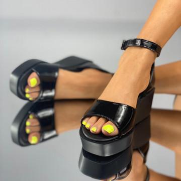 Sandale Nubira Negre