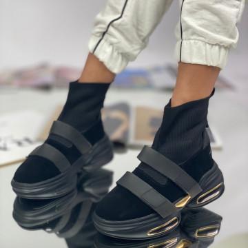 Sneakersi Dama Belona Negri