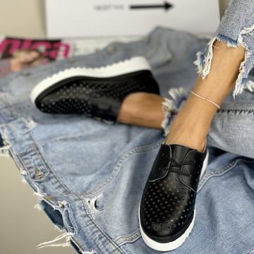 Pantofi Casual Anisia Negri
