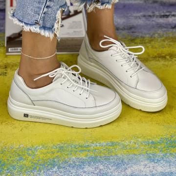 Pantofi Casual Misa Albi