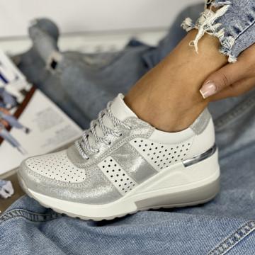 Pantofi Casual Simover Albi