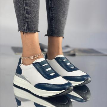 Pantofi Dama Casual Caria Albi