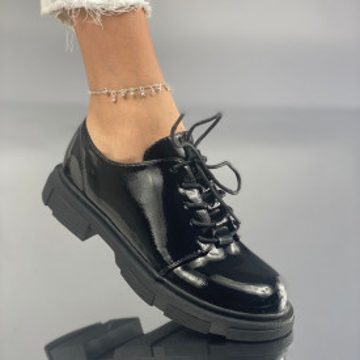 Pantofi Dama Casual Lionele Negri