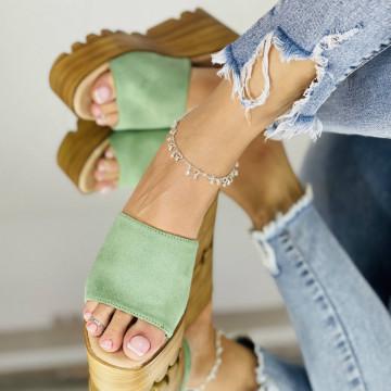 Papuci Preta Verzi