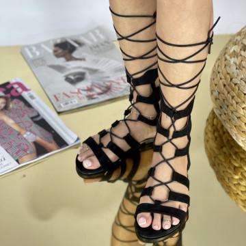 Sandale Sanara Negre