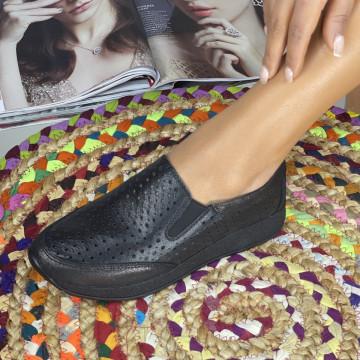 Pantofi Casual Zori Negri