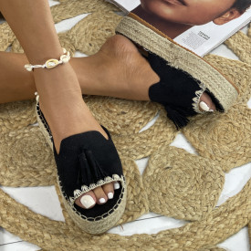 Papuci cu Platforma Alia Negri