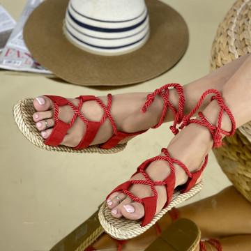 Sandale Kiros Rosii