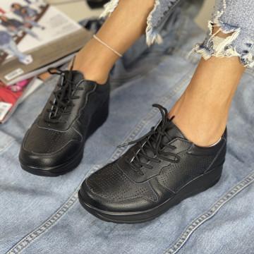 Pantofi Casual Menora Negri