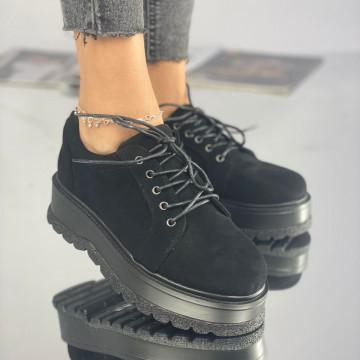 Pantofi Dama Casual Simi Negri