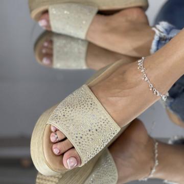 Papuci Kalito Roz