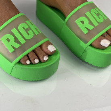 Papuci Rich Verzi