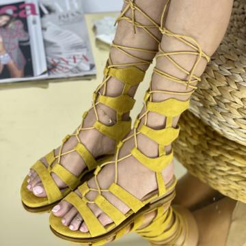 Sandale Sanara Galbene
