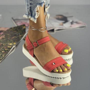 Sandale Torida Rosii
