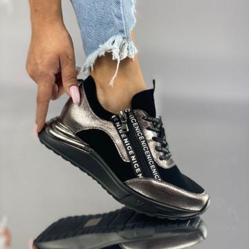 Sneakersi Dama Elisara Negri