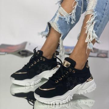 Sneakersi Dama Mader Negri