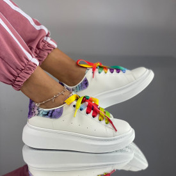 Pantofi Sport Dama Carga Albastri