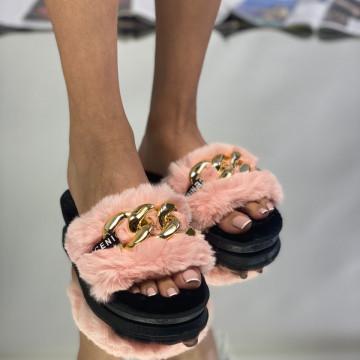 Papuci Sheila Roz