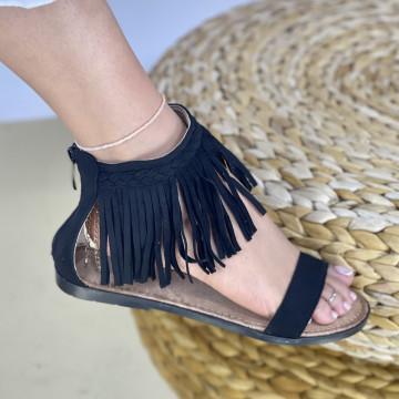 Sandale Iones Negre