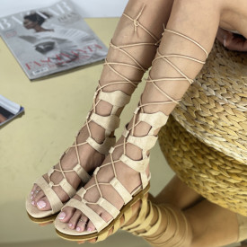Sandale Sanara Bej
