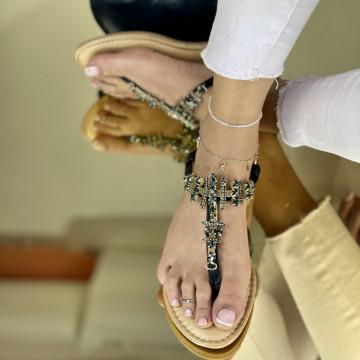 Sandale Sedat Negre