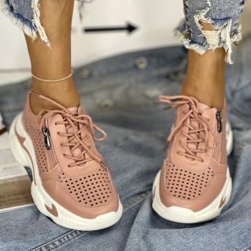 Pantofi Casual Belancia Roz