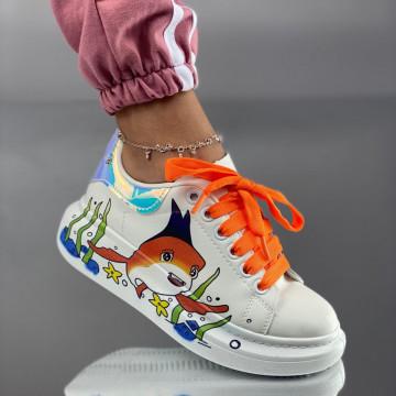Pantofi Sport Dama Carga Albi