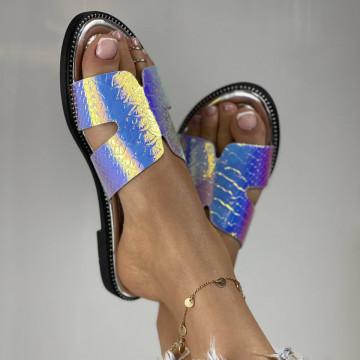 Papuci Camos Albi
