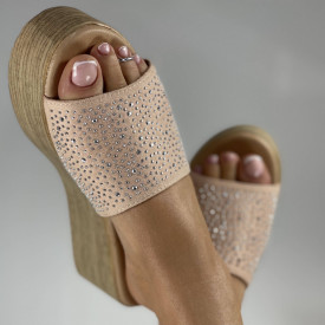Papuci Kalito Bej